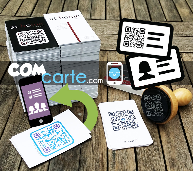 ComCarte Interactive Business Card